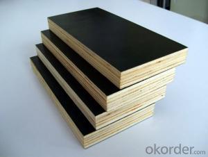 Film Faced Plywood Phenolic Film Faced Plywood Black 18mm