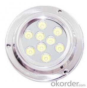 Led High Grade Waterproof Light for Under Fresh Water and Sea Water  with UD119-45W