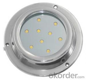 Led High Grade Waterproof Light for Under Fresh Water and Sea Water  with UD119L-27W
