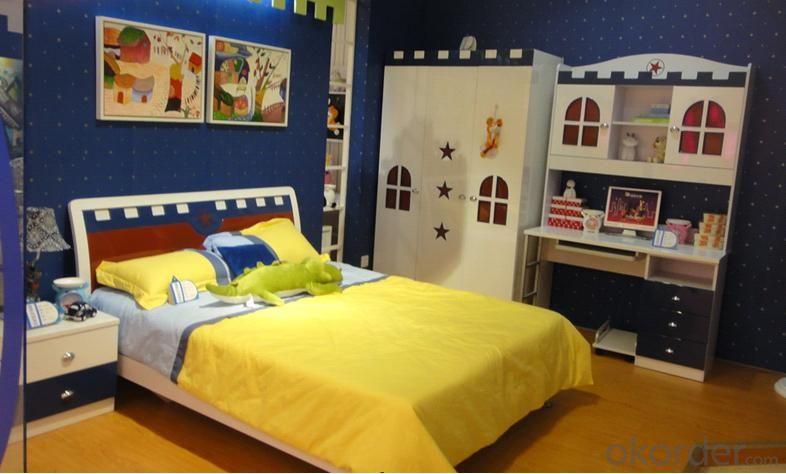 High Quality 2015 Wooden Children Bund Bed