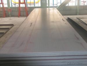 Hot Rolled Steel Sheets, Fast Delivery, High Quality