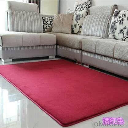 Carpet with 100% Polypropylene Materials Loop Pile