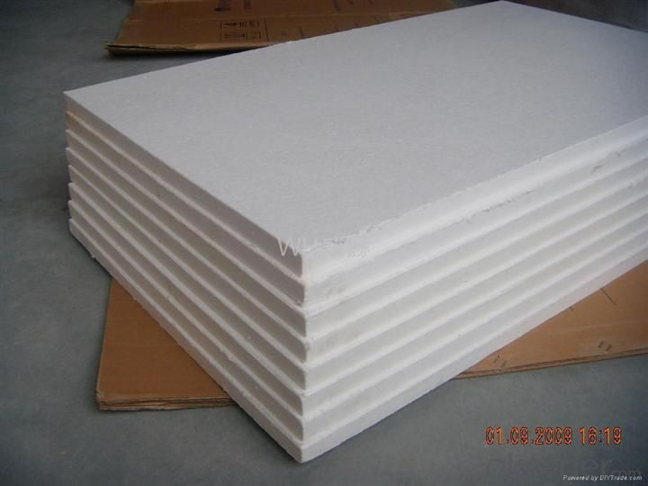 Top Heat Insulation Ceramic Fiber Board STD