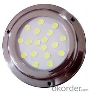Led High Grade Waterproof Light for Under Fresh Water and Sea Water  with UD119M-18W