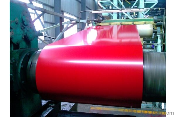 Prepainted Galvanized Steel Coil/PPGI ASTM A653 High Quality