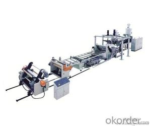 JSM- Automatic Double-Layer Plastic Sheet Extruder