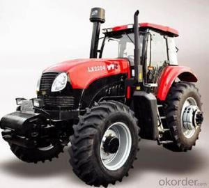 wheel tractor for argriculture reasonable priceTE324E