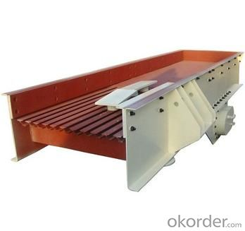 Electromagnetic Vibrating Feeder for Vermiculite