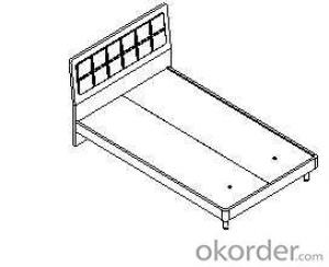 Modern Solid Wood Children Cheap Bunk Bed To Save Space
