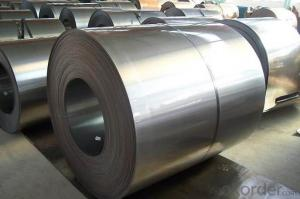 Cold Rolled Steel in Sheets for Galvanizing