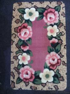 Door Rugs with 100% Wool Materials for Home Use