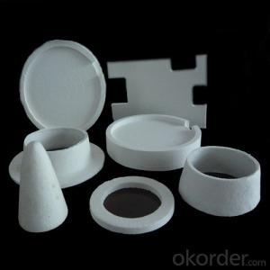 Ceramic Fiber Tap-out Cone of 1260 HP Type
