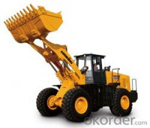 LONKING Brand Wheel Loader CDM835(2) with 2.3CBM Bucket
