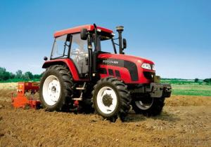 wheel tractor for argriculture reasonable priceTD824