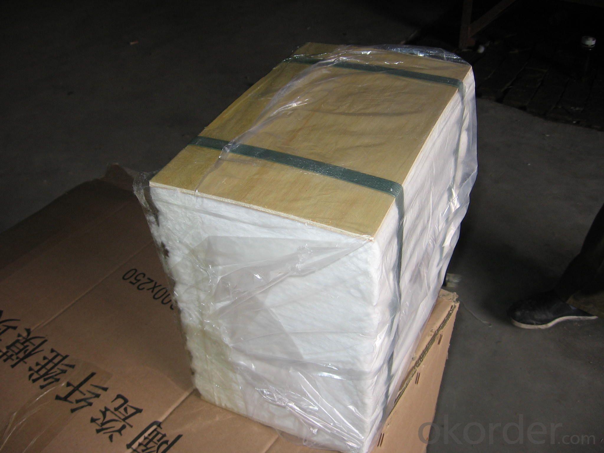 High Pure Heat Insulation Ceramic Fiber Module DZ