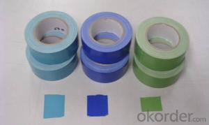 Colored Polyethylene Cloth Tape Double Sided Custom Made Wholesale