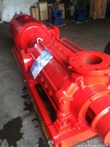 Horizontal Multi-stage Fire Fighting Pumping Unit