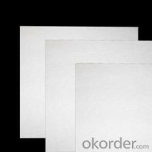 Ceramic Fiber Paper of 1350 HA Type in Glass Industry