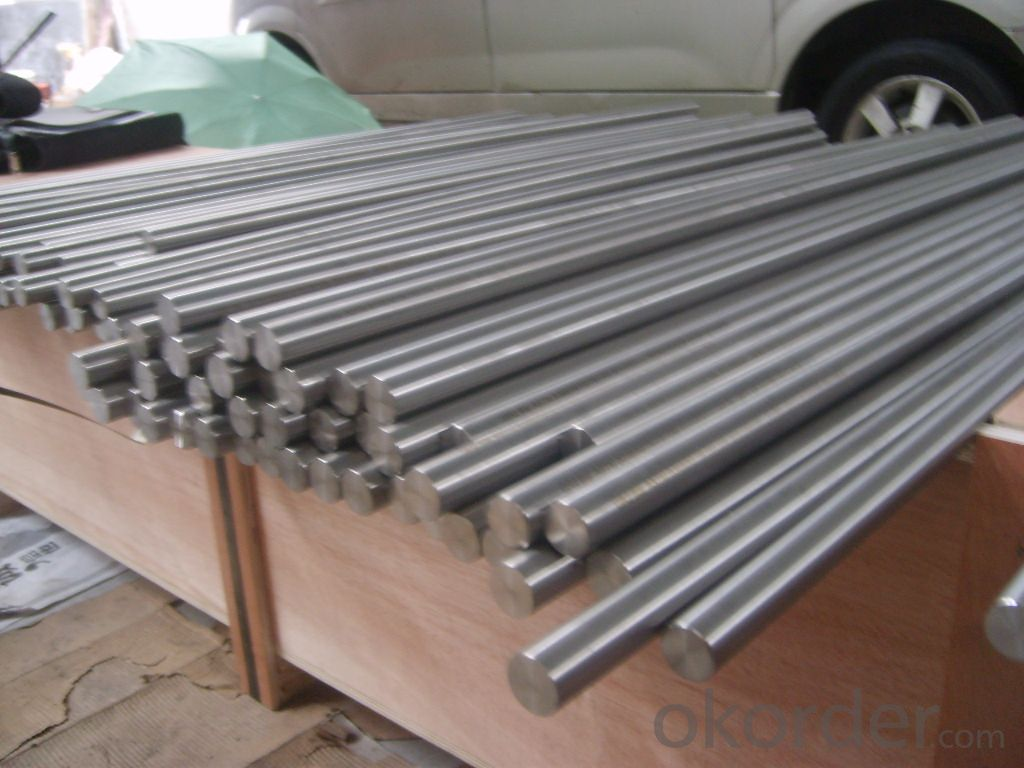 Titanium Bar GR5 Can be Made to Order TI-6Al-4V in China High Quality