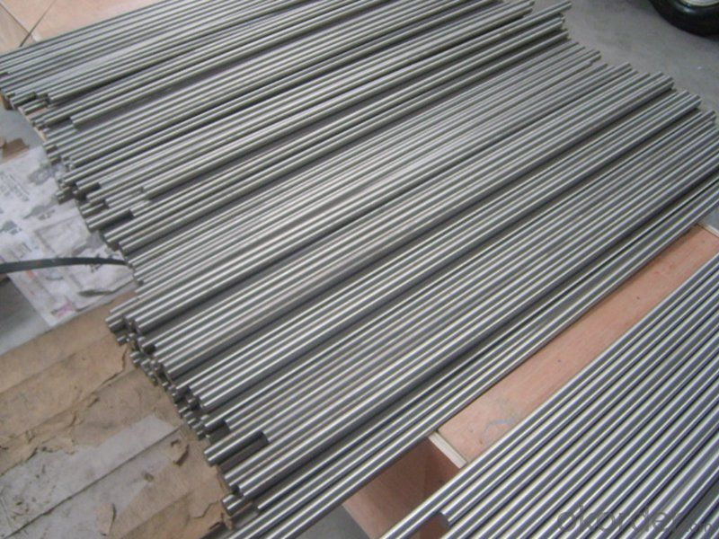 Titanium Alloy Bars Rods Special for Aerospace Industriy in China
