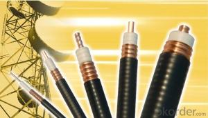 Polyethylene(PE) insulated RF cable SYV50-3