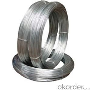 Ele GL wire 0.3mm Galfan wire 5% al-zn alloy coated wire