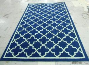 Carpet with 100% Acrylic / Polyester  Materials for Office Use