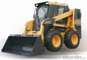 Changlin Brand Skid Steer Loader S80 with 0.47CBM Bucket