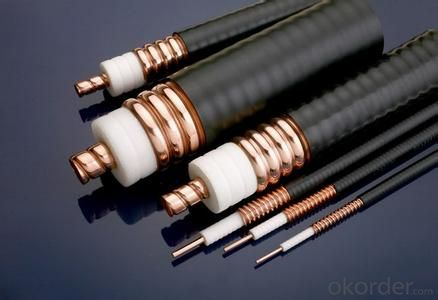 Polyethylene(PE) insulated RF cable SYV75-2