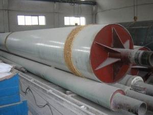 GRP FRP MANDREL MOULD FOR FILAMENT WINDING PIPE