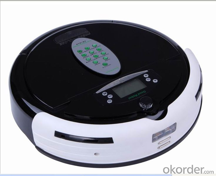 Robot Cleaner/Intelligent Robot Vacuum Cleaner