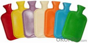 Fleece Hot Water Bottle Cover 2000ml Hot Water Bottle