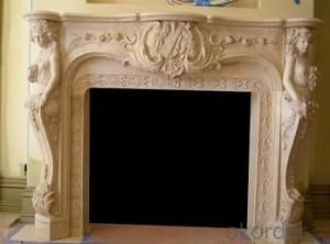polished surface decorative vermiculite fireproof board for fireplace