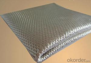 E-Glass Double Four Axial Vermiculite Fabric Cloth