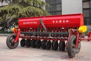 FU YDW 2BX-18 Grain drill