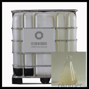 Polycarboxylate Superplasticizer  Slump Retention Type Water reducing agent