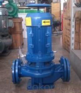 Cast Iron Single Stage Pump of High Quality