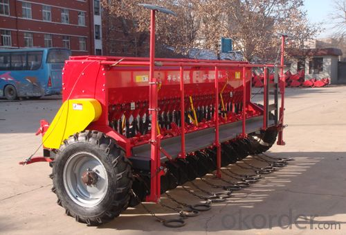 FU 2BFY-28Fertilizing seeder