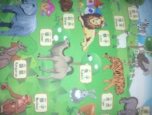 Baby Play Mat with ECO-Friendly and Nontoxic