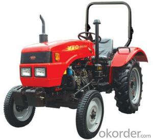 wheel tractor for argriculture reasonable price TE204E