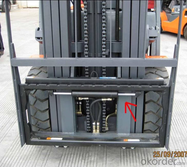 Portable FORKLIFT with Good Price FD50 from CNBM China
