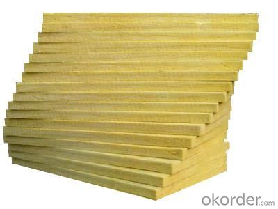 Rock Wool 100 kg/m3 Density Inside And Outside Sandwich Wall Panel