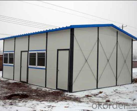 Compre pu lana de vidrio casas prefabricadas de - Construccion de casas precio ...