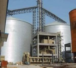 Chicken Feed Storage Steel Silo Supplier