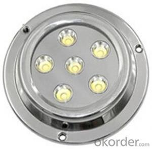 Led High Grade Waterproof Light for Under Fresh Water and Sea Water  with UD119-18W