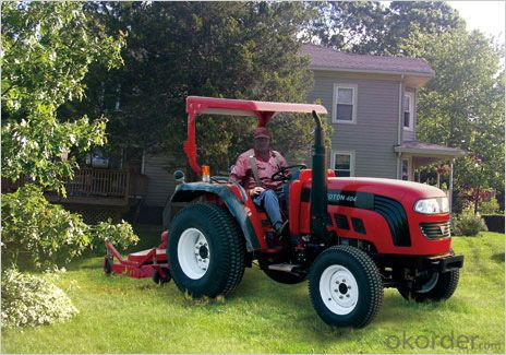 wheel tractor for argriculture reasonable price TB350