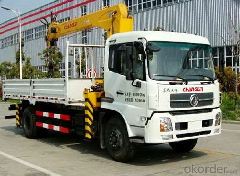Changlin Brand Truck Mounted Crane with 5ton capactiy SQ5