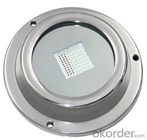 Led High Grade Waterproof Light for Under Fresh Water and Sea Water  with UD119G-100W