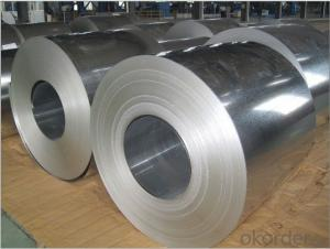 Hot Dipped Galvanized Steel Coil ASTM A653 JIS 3302 Standard