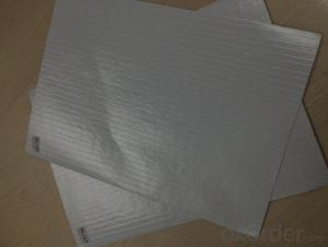 Aluminum Foil Facing Fiber Glass Wool Felt
